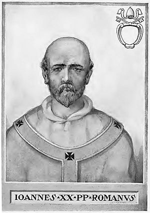 Pope John XIX - Image: Pope John XIX