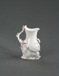 Porslin. Vit grädkanna - Hallwylska museet - 89290.tif
