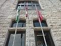 Portage La Prairie - Public Building flags.JPG