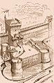 Porte des remparts d'Avignon et son système de défense par Viollet-le-Duc.jpg