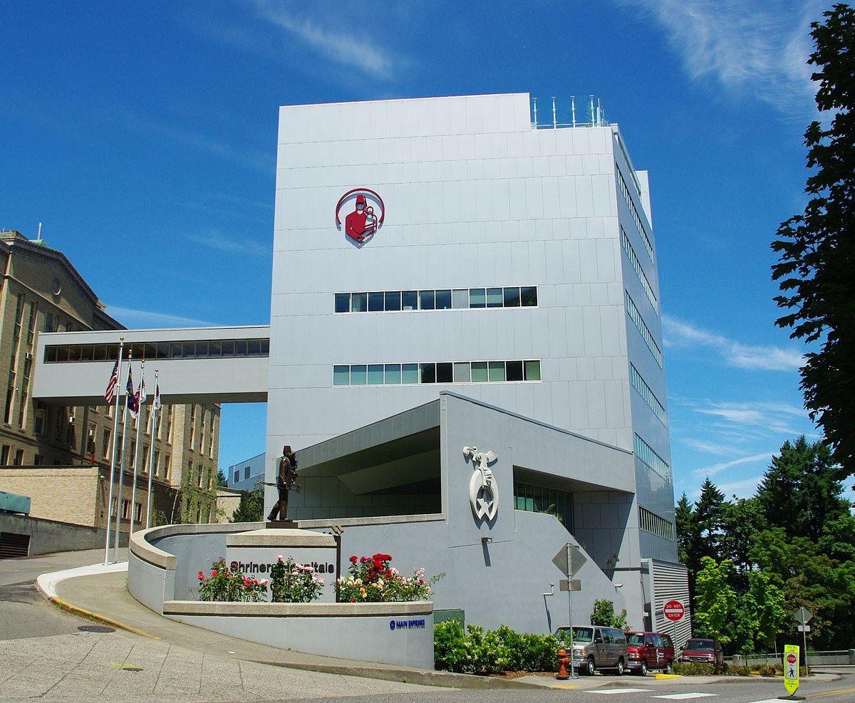 Shriners Hospital for Children (Portland) - Wikipedia