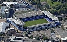 Ipswich Town Stadium Tour