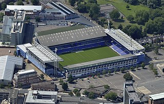 Portman Road Stadium for Ipswich Town Football Club
