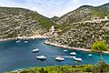 Porto Vromi Maries Zakynthos Greece (46469932771).jpg