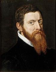 Portrait of Jacob de Moor (1538/1539-1599)