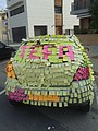 Post-it car in Puçol 01.jpg