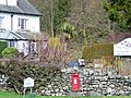 Postbox, Skelwith Bridge - geograph.org.uk - 1801567.jpg
