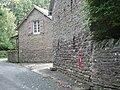 Postbox at Abdon Manor - geograph.org.uk - 1008585.jpg