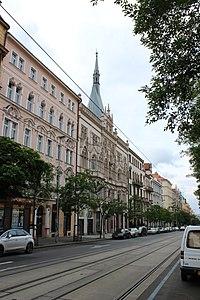 Praha, Farní sbor Českobratrské církve evangelické na Vinohradech (1).jpg
