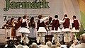 Praha, Staré Město, Ovocný trh, Pražský Jarmark, řecké tance.JPG