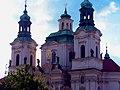 Praha - Staroměstské náměstí - View NW towards St.Nicholas Church.jpg