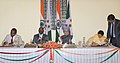 Preneet Kaur and the Minister of Energy and Mines, Burundi, Mr. Manirakiza Come signing the MoU on cooperation in the field of Health and Medicine, in the presence of the Prime Minister.jpg