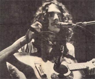 Artaud (album) - Luis Alberto Spinetta presenting Artaud at Teatro Astral, Buenos Aires, October 28th 1973.