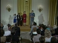 File:President Reagan Remarks at a Candle-Lighting Ceremony for Prayer in Schools, September 25, 1982.webm
