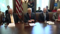 File:President Trump Leads a Cabinet Meeting.webm