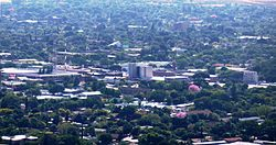 View on Pretoria North
