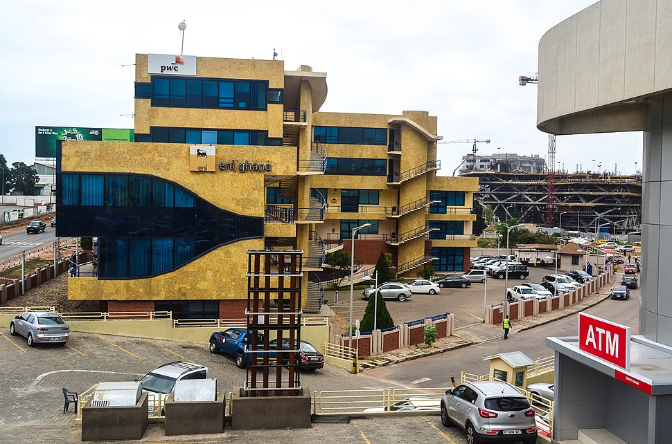 PricewaterhouseCoopers and Eni Buildings (Accra, Ghana)