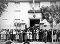 Primer sufragio femenino en Santa Rosa, Argentina 1951.jpg