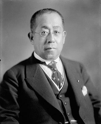 Tokugawa Iesato - Image: Prince Tokugawa Iesato