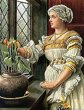 Mariana (1888) by Valentine Cameron Prinsep
