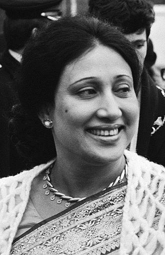 Khaleda Zia - Khaleda Zia in 1979