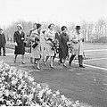 Prinses Benedikte en Prinses Margriet bezoek gebracht aan Keukenhof te Lisse, ti, Bestanddeelnr 917-6277.jpg