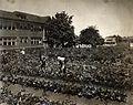 Prize-winning Portland school garden, 1914 (7262872116).jpg
