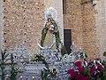 Procesionde la Virgen del Rosario en Aracena 2009.jpg
