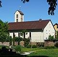 Protestantische Christuskirche am Garten der Stille - panoramio.jpg