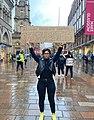 Protestas dominicanas en Glasgow 2020.jpg