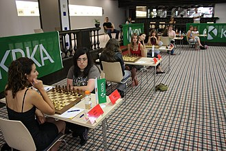 Slovenian Chess Championship - Slovenian Chess Championship 2009 on Otočec