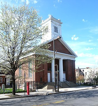 Port Richmond, Staten Island - Dutch Reformed Church