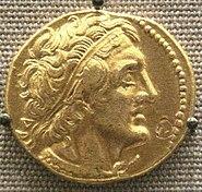 Ptolemy I British Museum