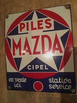 Mazda (light bulb) - Image: Pub Mazda