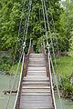 Puente de madera, Tierpark Hellabrunn, Múnich, Alemania, 2012-06-17, DD 01.JPG