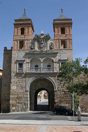 Puerta del Cambrón - Image: Puerta del Cambrón