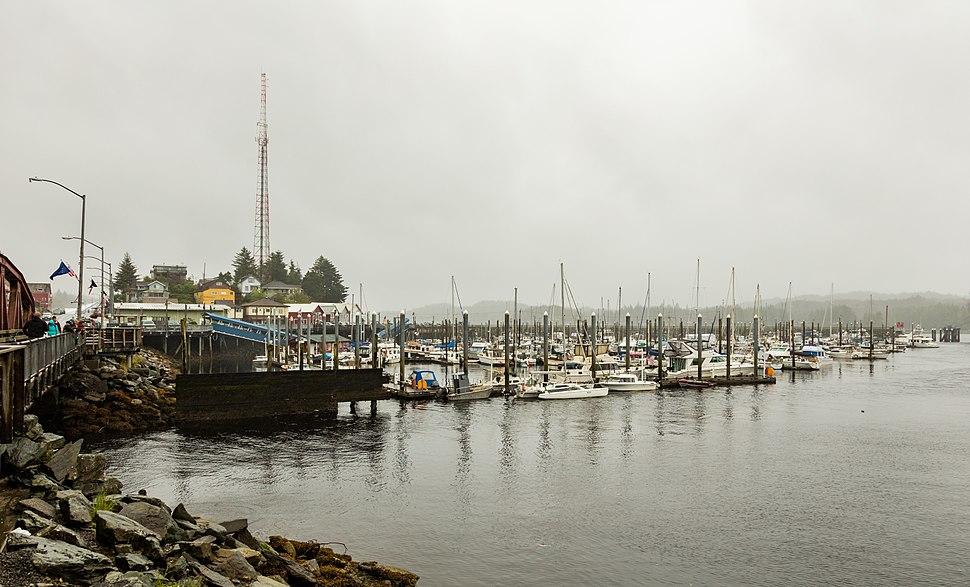 Puerto de Ketchikan, Alaska, Estados Unidos, 2017-08-16, DD 49