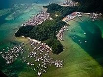 Pulau Gaya immigrant dwellings.jpg