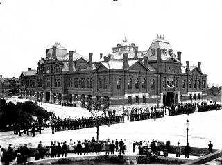 1894 nationwide railroad strike in the United States