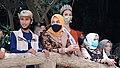 Puteri Indonesia 2020, Raden Roro Ayu Maulida Putri On Her Own Nonprofit Organization, Senyum Desa (1).jpg