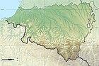 Pyrénées-Atlantiques department relief location map.jpg