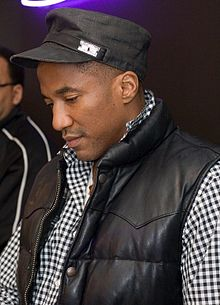 Q-Tip in Washington, D.C., 2008