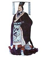 Qin Shi Huang, maharaja China yang pertama.