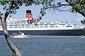 Queen Elizabeth II docked-04+ (405100310).jpg
