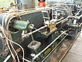 Queen Street Mill - 'Peace' Dobson Trip gear on Corliss valves 2777.JPG