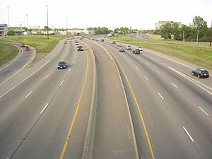 Quebec City–Windsor Corridor - 400-series freeways are the major road transportation system in Southern Ontario.