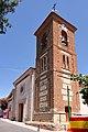 Quismondo, Iglesia parroquial, torre.jpg