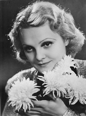 Hungarian pop - Vali Rácz, actress and singer during the '30s and '40s