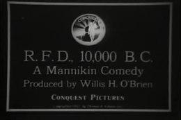 R.F.D. 10,000 B.C. (1916)
