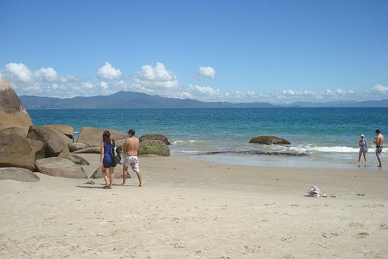Praias mais famosas de Florianópolis